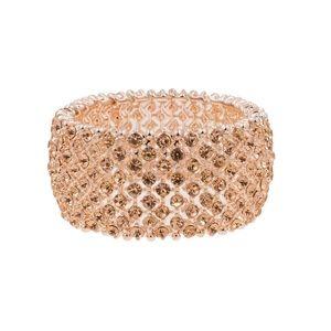 Jewelry - Tennis Rhinestone Stretch Bracelets Jewelry Bangle